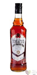 "Tobacco "" Black "" Spanish rum of Mallorca 37.5% vol.  1.00 l"