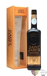 "Saint James agricole vieux "" Reserve Privée "" aged 12 years rum of Martinique 43% vol.   0.70 l"