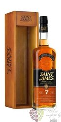 Saint James agricole vieux aged 7 years rum of Martinique 43% vol.    0.70 l