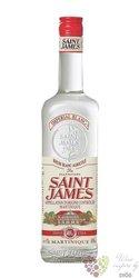 """Saint James """" Imperial blanc """" rum of Martinique 40% vol.  0.70 l"""