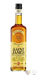 "Saint James agricole "" Royal Ambre "" gold rum of Martinique 45% vol.     1.00 l"