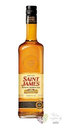 "Saint James agricole vieux "" Heritage "" aged rum of Martinique 40% vol.   0.70 l"