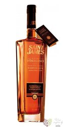 "Saint James agricole vieux "" cuvée d´Excellence "" aged rum of Martinique 42% vol.  0.70 l"