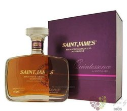 "Saint James agricole vieux "" XO Quintessence "" rum of Martinique 43% vol. 0.70 l"