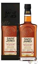 """Saint James agricole vieux """" Brut de fut Millésime """" 2003 Martinique rum 56.4% vol. 0.70 l"""