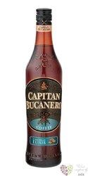 """Capitan Bucanero """" Elixir Coffee """" flavored Dominican rum 34% vol.  0.70 l"""