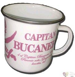 Bucanero hrnek bílý