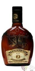"""Centenario """" Aňejo Especial """" aged 7 years Costa Rican rum 40% vol.  0.05 l"""