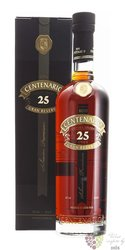 "Centenario "" Sellecion Gran reserva "" aged 25 years Costa Rican rum 40% vol.  0.70 l"