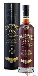 "Centenario "" Gran reserva "" aged 25 years Costa Rican rum 40% vol.  0.70 l"