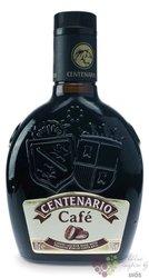 "Centenario "" Café Europa "" flavored Costa Rican rum 26.5% vol.  0.70 l"