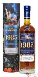 Centenario 1985 35 anniversary Costa Rican rum 43% vol.  0.70 l