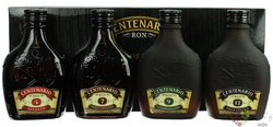 "Centenario "" Tasting set "" aged Costa Rican rum 40% vol.   4x200ml"