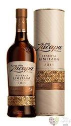 "Zacapa Centenario "" Reserva limitada 2015 "" aged rum of Guatemala 45% vol.    0.70 l"