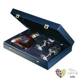 """Zacapa Centenario """" 30 Aniversario """" Riedel glass pack aged rum of Guatemala 40% vol.   0.70 l"""