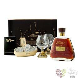 "Zacapa Centenario "" XO Gran reserva especial "" 2glass pack rum of Guatemala 40%vol.    0.70 l"