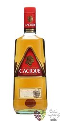 "Cacique "" Aňejo "" aged rum of Venezuela 40% vol.     0.70 l"