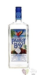 "Captain Morgan Parrot Bay "" Coconut "" Puerto Rican rum liqueur 20% vol.  1.00 l"