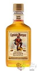 "Captain Morgan "" Original Spiced Gold "" Jamaican flavored rum 35% vol.   0.20 l"