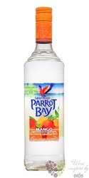 """Captain Morgan Parrot Bay """" Mango """" Puerto Rican rum liqueur 20% vol.  0.70 l"""