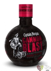 "Captain Morgan "" Canoon blast "" aged Jamaican rum 35% vol.    1.00 l"