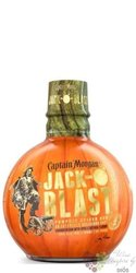 "Captain Morgan "" Jack-O Blast "" spiced Caribbean rum 30% vol.  1.00 l"