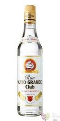 "Cayo Grande Club "" Blanco Reserva "" aged Caribbean rum 37.5% vol. 1.00 l"