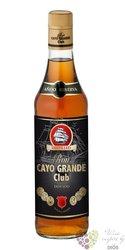 "Cayo Grande Club "" Aňejo Reserva "" aged Caribbean rum 37.5% vol. 0.20 l"