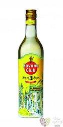 """Havana club """"  la Bodeguita del Medio """" aňejo 3 aňos Cuban rum 40% vol.    0.70l"""