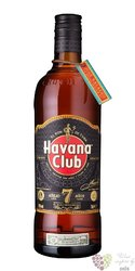 "Havana club "" Aňejo 7 aňos "" new release of aged Cuban rum 40% vol.  0.70 l"
