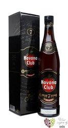 """Havana club """" Big Aňejo 7 aňos """" aged Cuban rum 40% vol.   3.00 l"""