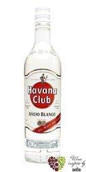 "Havana club "" Aňejo blanco "" white Cuban rum 37.5% vol.  1.00 l"