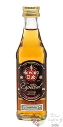 "Havana club "" Aňejo especial "" flavored Cuban rum 40% vol.  0.05 l"