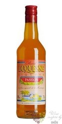 "Duquesne "" Punch passion "" flavored rum of Martinique 18% vol.  0.70 l"