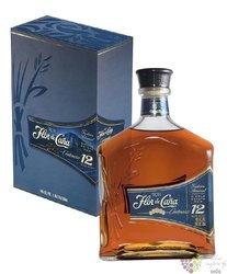 "Flor de Cańa "" Centenario "" slow aged 12 years Nicaraguan rum 40% vol.  0.70 l"