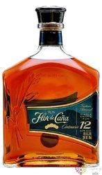 "Flor de Cańa "" Centenario "" aged 12 years Nicaraguan rum 40% vol.  0.70 l"