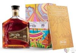"Flor de Cańa "" Centenario Legacy no.1 "" slow aged 18 years Nicaraguan rum 40% vol.  0.70 l"