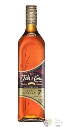 "Flor de Cańa "" Grand reserve "" slow aged 7 years Nicaraguan rum 40% vol.   1.00l"