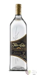 "Flor de Cańa "" Blanco reserva "" slow aged 7 years white rum 40% vol.  0.70 l"