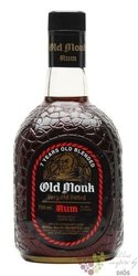 "Old Monk "" XXX VO "" 7 years old blended Indian rum Mohan Nagar distillers 42.8%vol.    1.00 l"