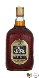 "Old Monk "" Gold Reserve "" aged 12 years Indian rum Mohan Nagar distillers 42.8%vol.    0.70 l"