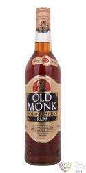 """Old Monk """" Gold Reserve """" blended Indian rum Mohan Nagar distillers 38% vol.0.70 l"""