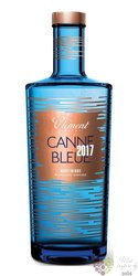 "Clément agricole blanc 2017 "" Canne bleue "" rum of Martinique 50% vol.  0.70 l"