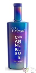 "Clément agricole blanc 2013 "" Canne bleue "" rum of Martinique 50% vol.   0.70 l"