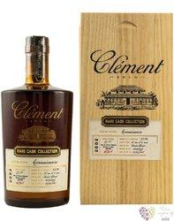 """Clément agricole tres vieux 2002 """" Rare Cask Collection Connaisseurs """" Martinique rum 55.2%  0.50 l"""