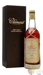 Clément agricole vieux 1952 aged vintage rum of Martinique 44% vol.    0.70 l
