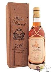 Clément agricole vieux 1976 aged vintage rum of Martinique 44% vol.    0.70 l
