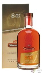 "Damoiseau aged agricole vieux "" 8ans d´Age "" aged 8 years rum of Guadeloupe 42%vol. 0.70 l"