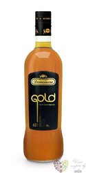 """Damoiseau agricole vieux """" Ambré - gold """" aged rum of Guadeloupe 40% vol.   0.70 l"""