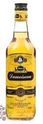 """Damoiseau agricole """" Ambré """"  aged rum of Guadeloupe 40%  vol.   1.00 l"""